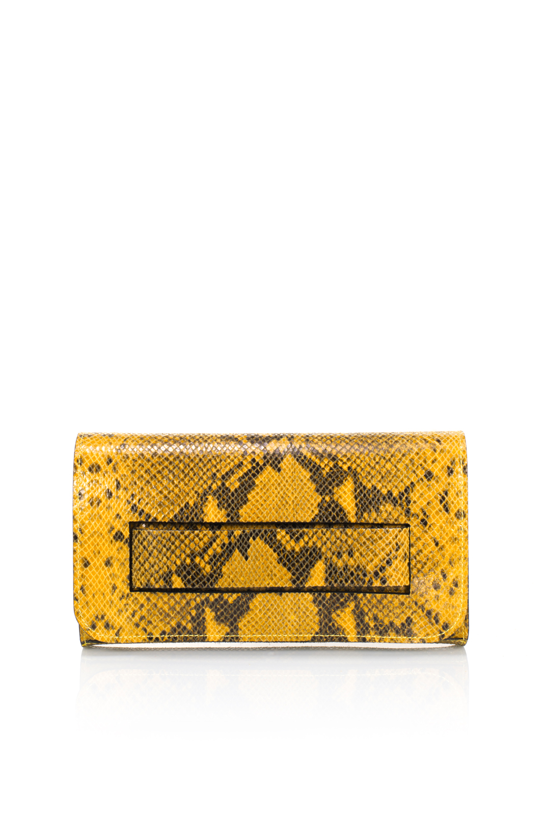 ALTHEA・PRINTED SUEDE・YELLOW